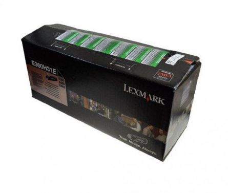 LEXMARK E360H31E BLACK TONER