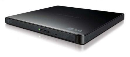 DVDRW LG 8X NEGRU EXTERN RETAIL GP57EB40
