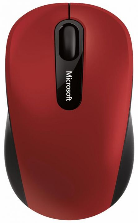 MOUSE MICROSOFT MOBILE 3600 RED