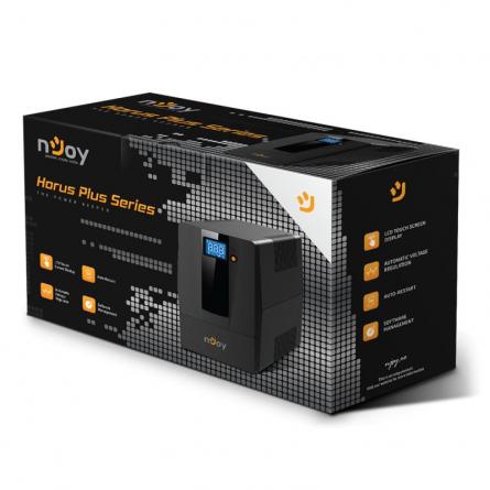 UPS NJOY HORUS P 800 PWUP-LI080H1-AZ01B
