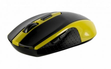 MOUSE SERIOUX PASTEL600 WR GREEN USB