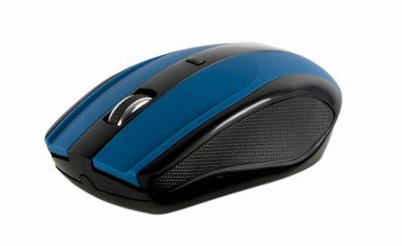 MOUSE SERIOUX RAINBOW400 WR BLUE USB