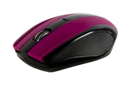 MOUSE SERIOUX RAINBOW400 WR PURPLE USB