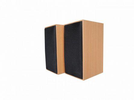 BOXA 2.0 SERIOUX SOUNDBOOST2000C, 6W,USB