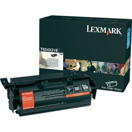 LEXMARK T654X31E BLACK TONER