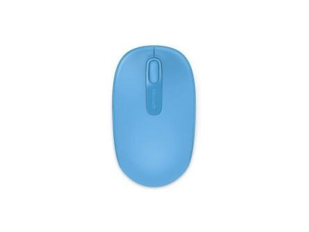 MOUSE MICROSOFT MOBILE 1850 CYAN BLUE