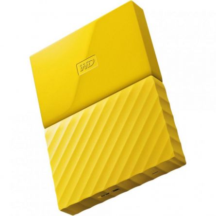 EHDD 1TB WD 2.5 MY PASSPORT YELLOW