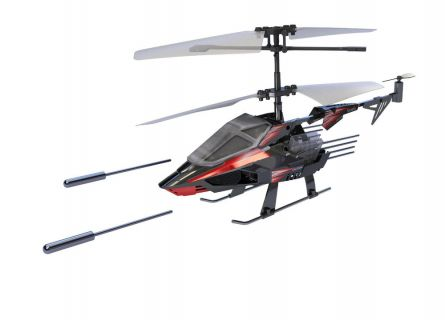 Elicopter radiocomandat cu proiectile M.I. ARCHER