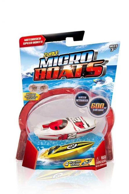 Barcuta electrica micro boats rosu