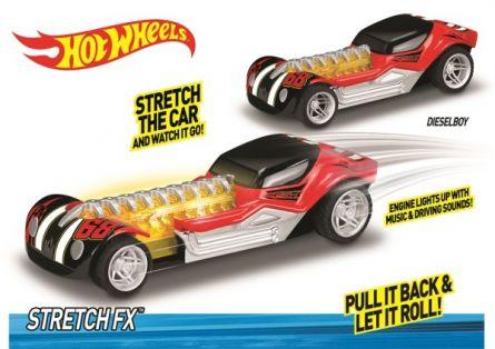 Masina stretch FX - DIESELBOY - Hot Wheels