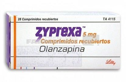 pierdere în greutate zyprexa)