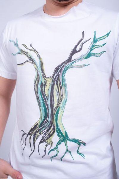 Tricou Să-mi cresc aripi și rădăcini