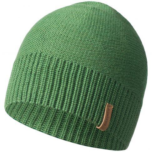 Caciula lana, model Elferkofel, verde