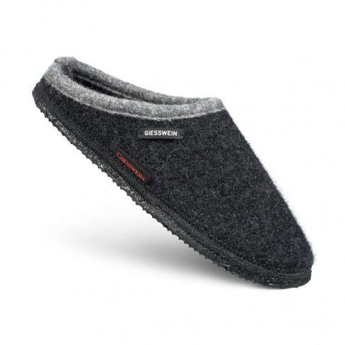 Papuci de casa Dannheim, unisex, antracit 37