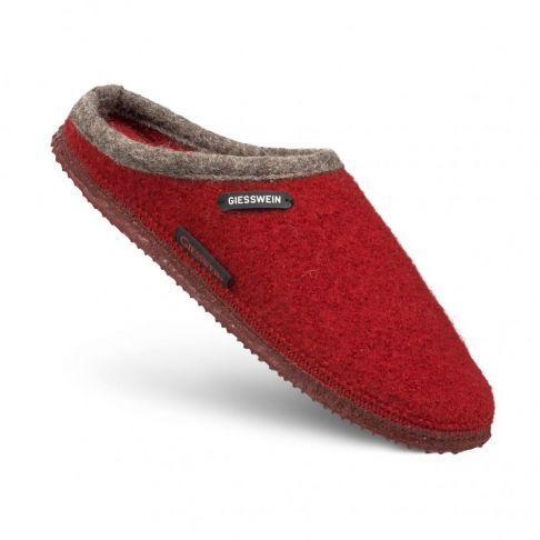 Papuci de casa Dannheim, unisex, rosu 36