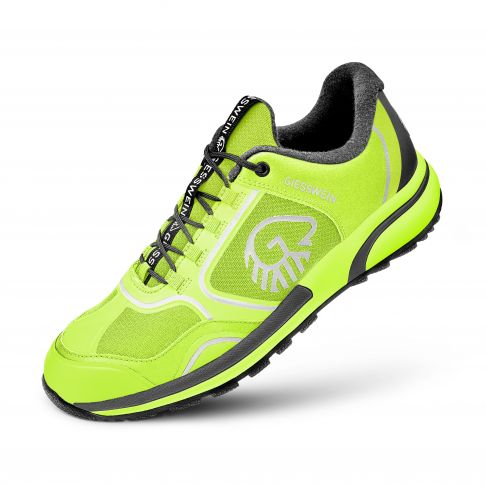 Pantofi sport Wool Cross X, de dama, lime 38