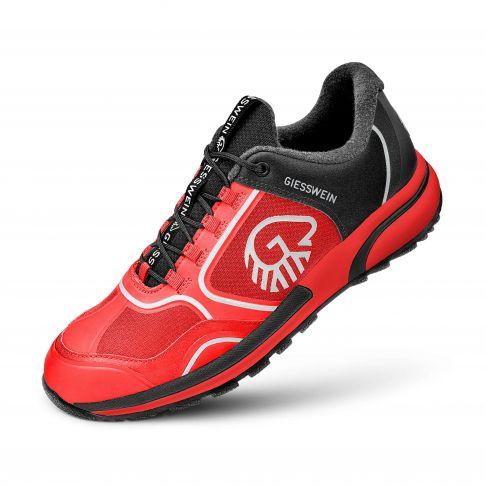 Pantofi sport Wool Cross X, de dama, rosu 39