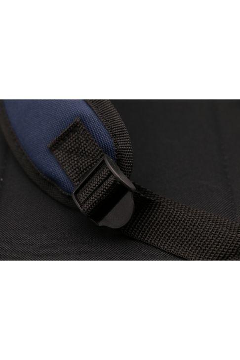 Rucsac din material textil sport albastru