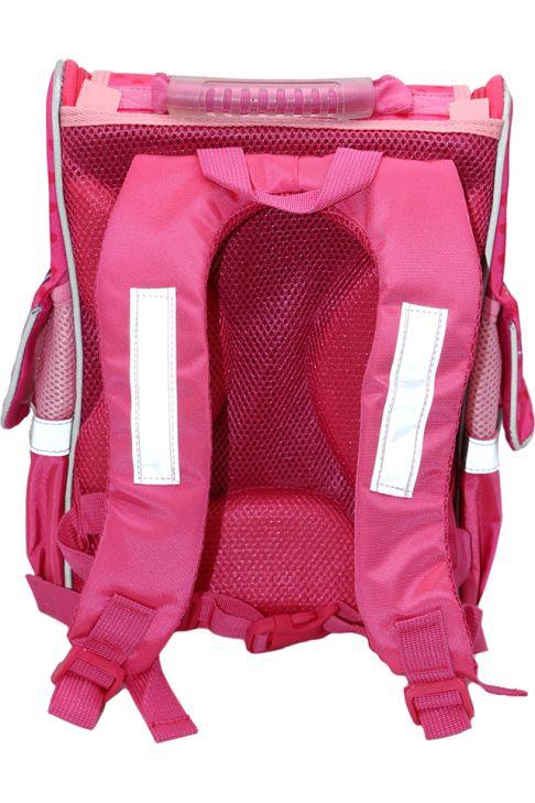 Ghiozdan scoala BROTHERS roz, rucsac pentru copii, fete, ergonomic, cu pereti rigizi, balerina Princess Z-7-2