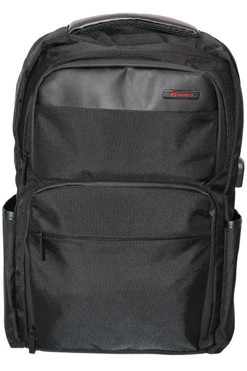 Rucsac universal laptop USB, Negru Z-30