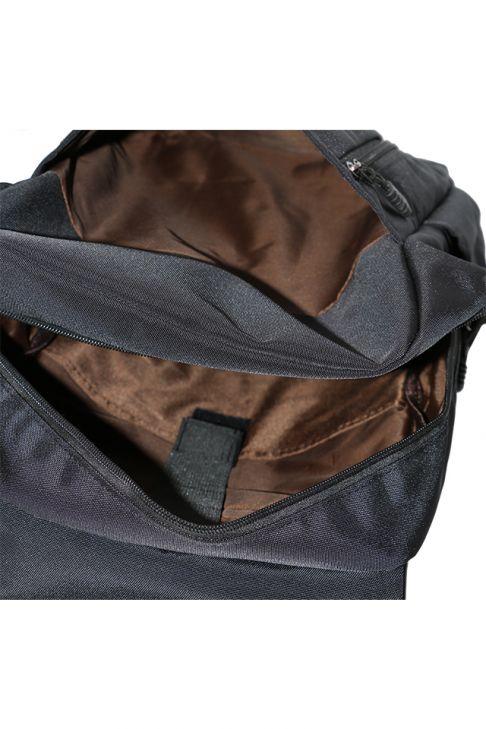 Rucsac din material textil cu Buzunar, universal Z-58-1 Negru