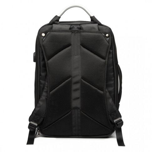 Rucsac, geanta Kono cu USB pentru Laptop Business Casual