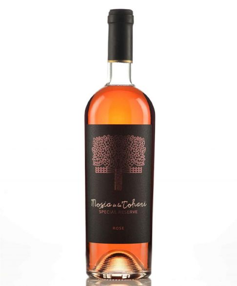 MOSIA TOHANI SPECIAL RESERVE ROSE