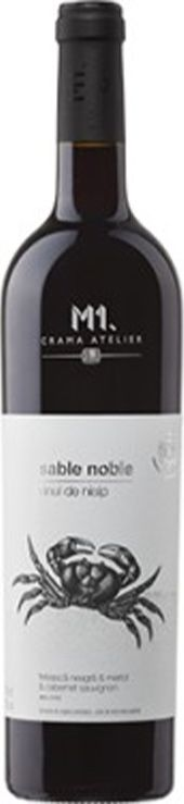 MURFATLAR M1 SABLE NOBLE FETEASCA NEAGRA & MERLOT & CABERNET