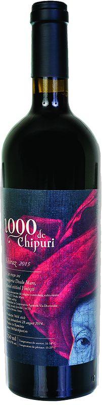 1000 DE CHIPURI SYRAH/SHIRAZ 2015