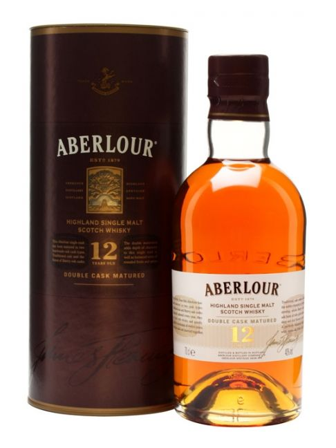 ABERLOUR 12 YO DOUBLE CASK - 70cl