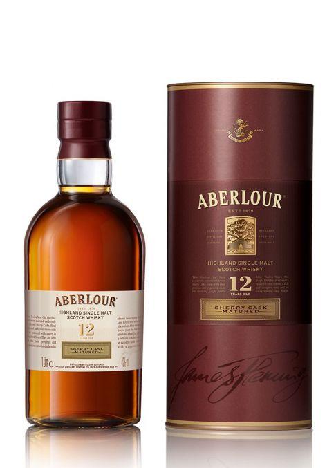 ABERLOUR 12 YO SHERRY CASK - 1 L