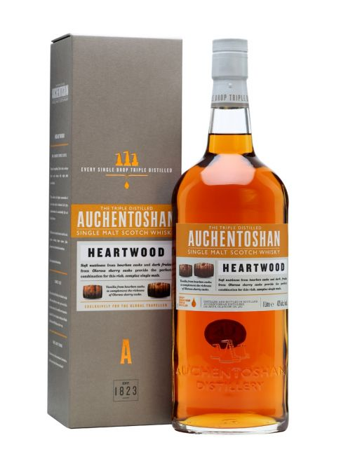 AUCHENTOSHAN HEARTWOOD – 1L