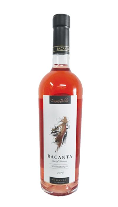 BACANTA ROSE 2016