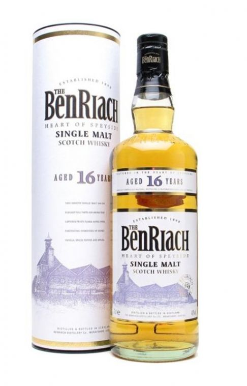 BENRIACH 16Y – 70cl