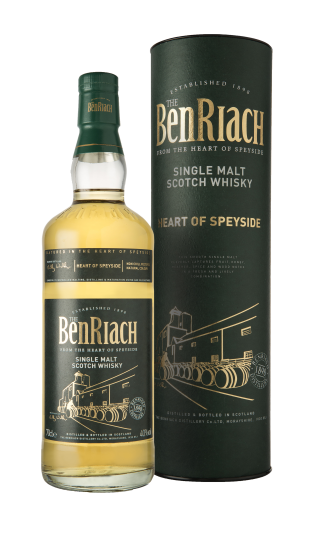 BENRIACH HEART OF SPEYSIDE – 70cl