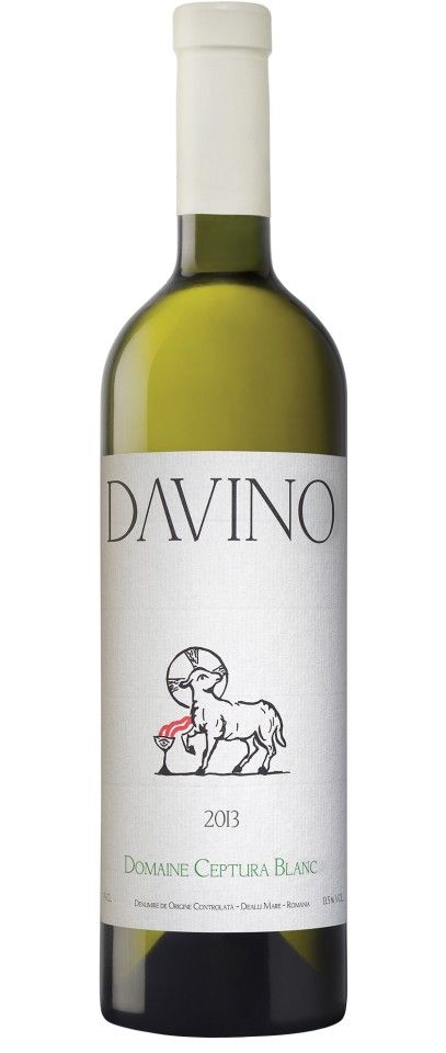DAVINO - DOMAINE CEPTURA BLANC 2016