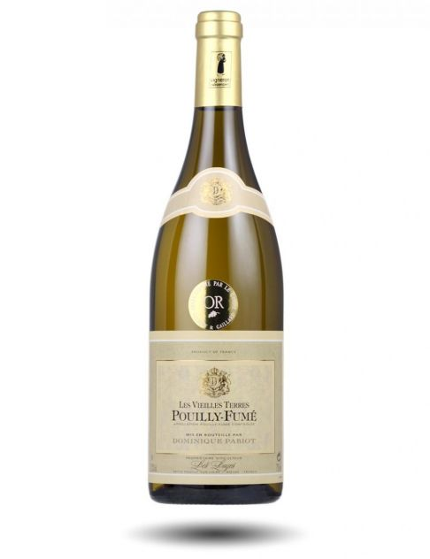 DOMINIQUE PABIOT POUILLY FUME AC 2017