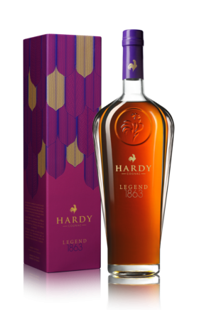 COGNAC HARDY LEGEND 1863 - 70cl