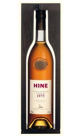 HINE VINTAGE 1975 GRANDE CHAMPAGNE   70cl