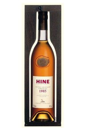COGNAC HINE VINTAGE 1985 GRANDE CHAMPAGNE - 70cl
