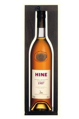 HINE VINTAGE 1987 GRANDE CHAMPAGNE   70cl