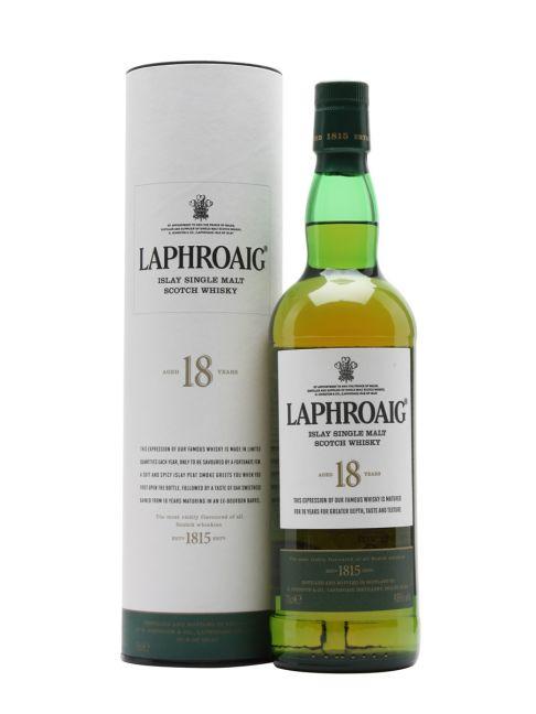 LAPHROAIG 18Y – 70cl