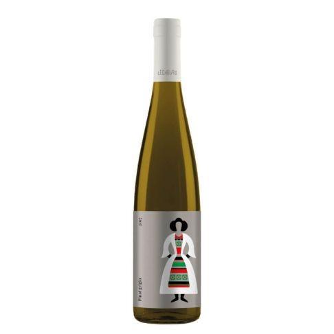 LECHBURG PINOT GRIGIO ORGANIC WINE 2017