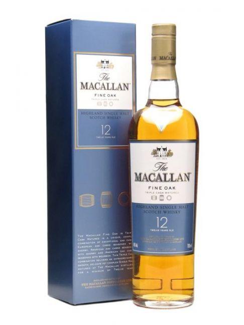 MACALLAN 12Y FINE OAK  - 70 cl