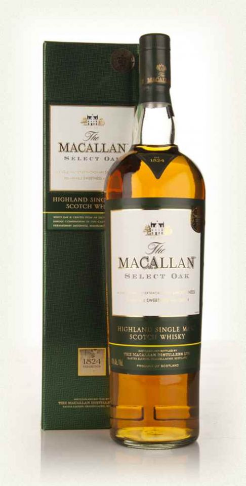 MACALLAN SELECT OAK - 1L