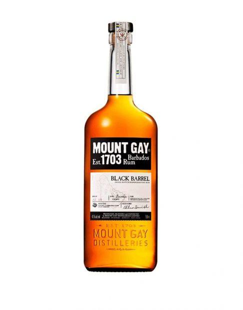 ROM MOUNT GAY BLACK BARREL  - 100cl