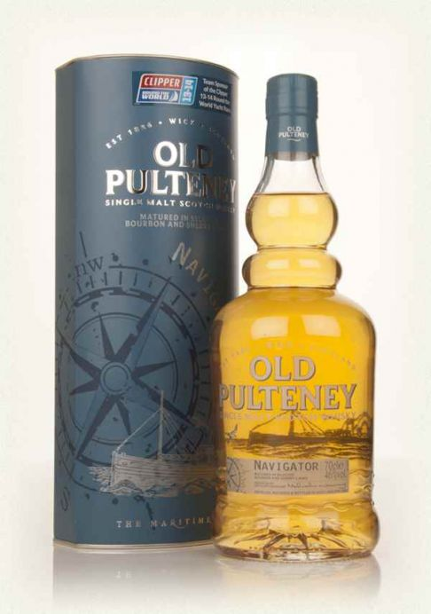 OLD PULTENEY NAVIGATOR – 70cl