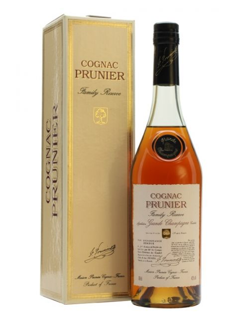 PRUNIER FAMILY RESERVE   70cl