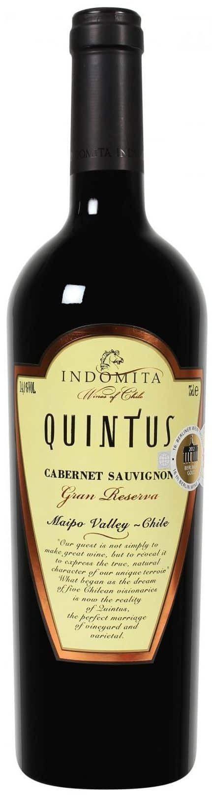 QUINTUS GRAN RESERVA CABERNET SAUVIGNON 2015