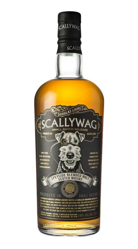 SCALLYWAG - 70cl